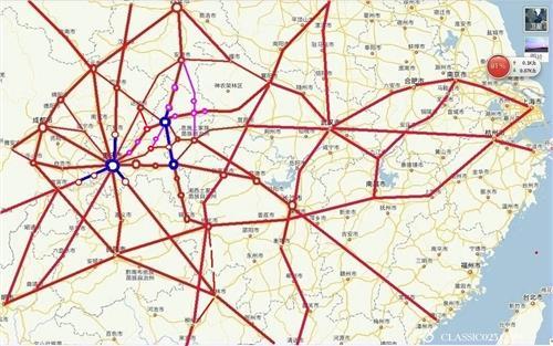 最新67十三五铁路规划曝光 28条新建高铁路线走向全
